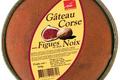 Gâteau Corse aux figues et aux noix