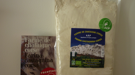 Farine De Chataigne Bio 1 Kg Sous Vide