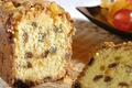 Le cake aux fruits, pur beurre