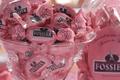 bonbons fourrés aux Biscuits Roses de Reims
