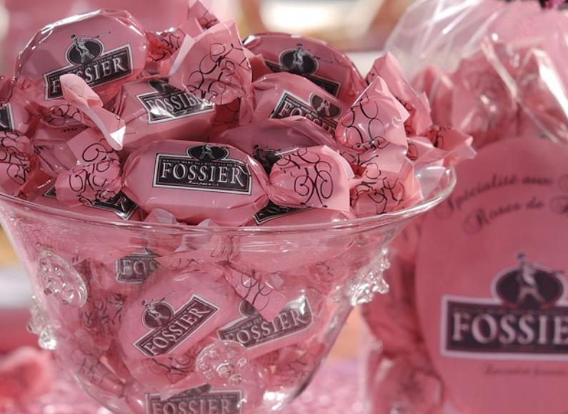 bonbons fourr s aux biscuits roses de reims. Black Bedroom Furniture Sets. Home Design Ideas