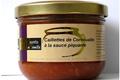 Caillettes de Cornouaille à la sauce piquante