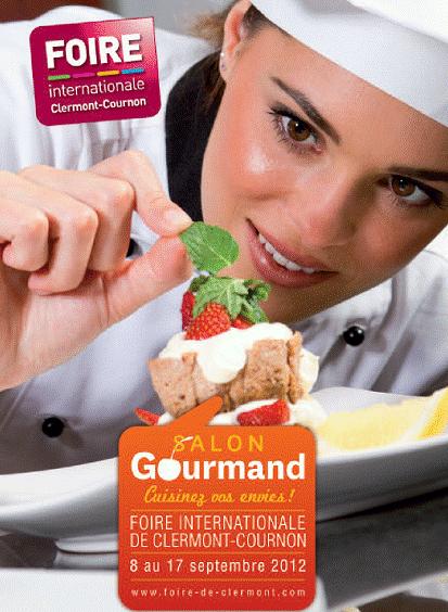 Salon gourmand foire internationale clermont cournon for Foire internationale de clermont cournon
