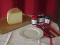 Quart de fromage de brebis AOC Ossau Iraty