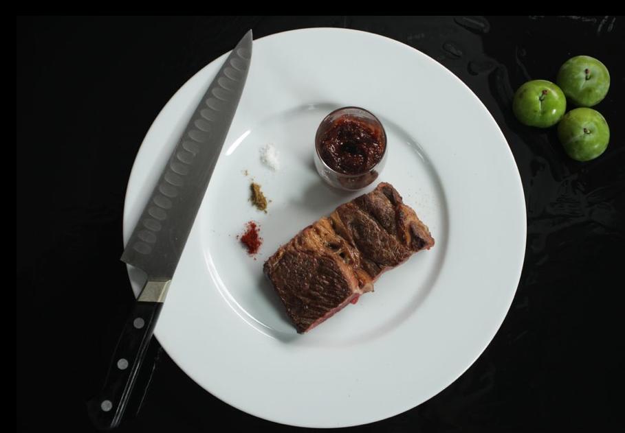 Recette basse c te de boeuf sauce barbecue la prune - Cuisiner basse cote de boeuf ...