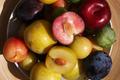 Smoothie prunes-figues & verveine