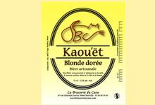Kaou'ët Blonde Dorée
