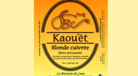 Kaou'ët Blonde Cuivrée