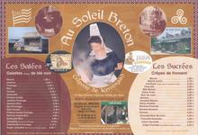 Crêperie Au soleil Breton