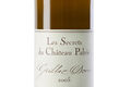 Vin blanc doux Gaillac - Les Secrets Doux 2005 Chteau Palvi