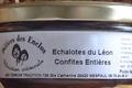 Echalotes du Léon Confites