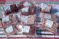 Caissette tradition, porc bio