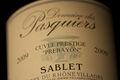 AOC Côtes du Rhône Villages Sablet Prestige 2009