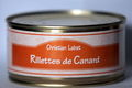 Rillettes de canard