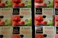 Yaourts aux fraises de Plougastel