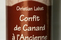 Confit de canard 1 aile et 1 cuisse   1000 grs