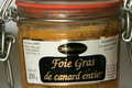 Foie Gras de canard entier 200 grs - bocal