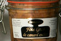 Foie Gras de canard entier 350 grs - bocal