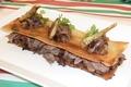 Kebab d'Agneau St George revisité