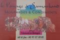 Voyage à Samarkand, moutardes et condiments