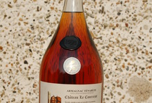 Armagnac 1980 - 150cl - Château le Courrejot