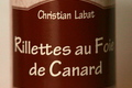 Rillettes au foie de canard  180 g