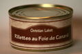 Rillettes au foie de canard  120 g