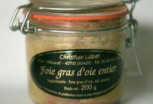Foie Gras d'Oie  entier 200 g