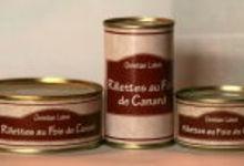 Rillettes au foie de canard  180 g