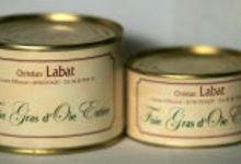 Foie Gras d'oie entier 125 g conserve