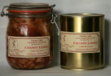 Cassoulet Landais aux Haricots Tarbais - boite 750 g