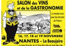 salon des vins et de la gastronomie nantes nantes 44000
