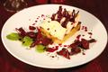Toast Mont d'Or et betteraves marinées