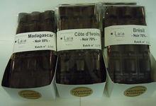 Tablettes chocolat noir - pure origine