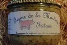 Fritons de porc 380 grs