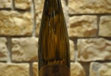 Vin Blanc Alsace - Pinot Gris Vendanges Tardives 2008