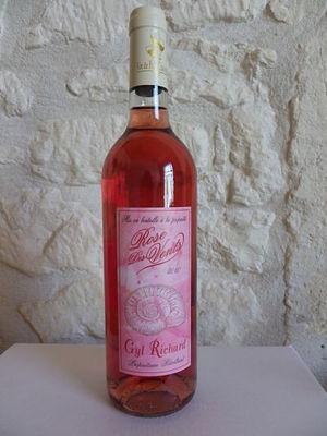 Vin de Pays Charentais Rosé 2010