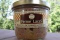 Rillettes de canard au foie gras 180 grs