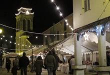 Marché de Noël  - Saint Justin