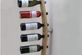 porte bouteilles mural,porte bouteilles, range bouteille,support bouteilles,accessoire bouteilles de vins, rangement pour bouteilles, accessoire cave à vins, aménagement pour caves à vins, décoration pour caves à vin,