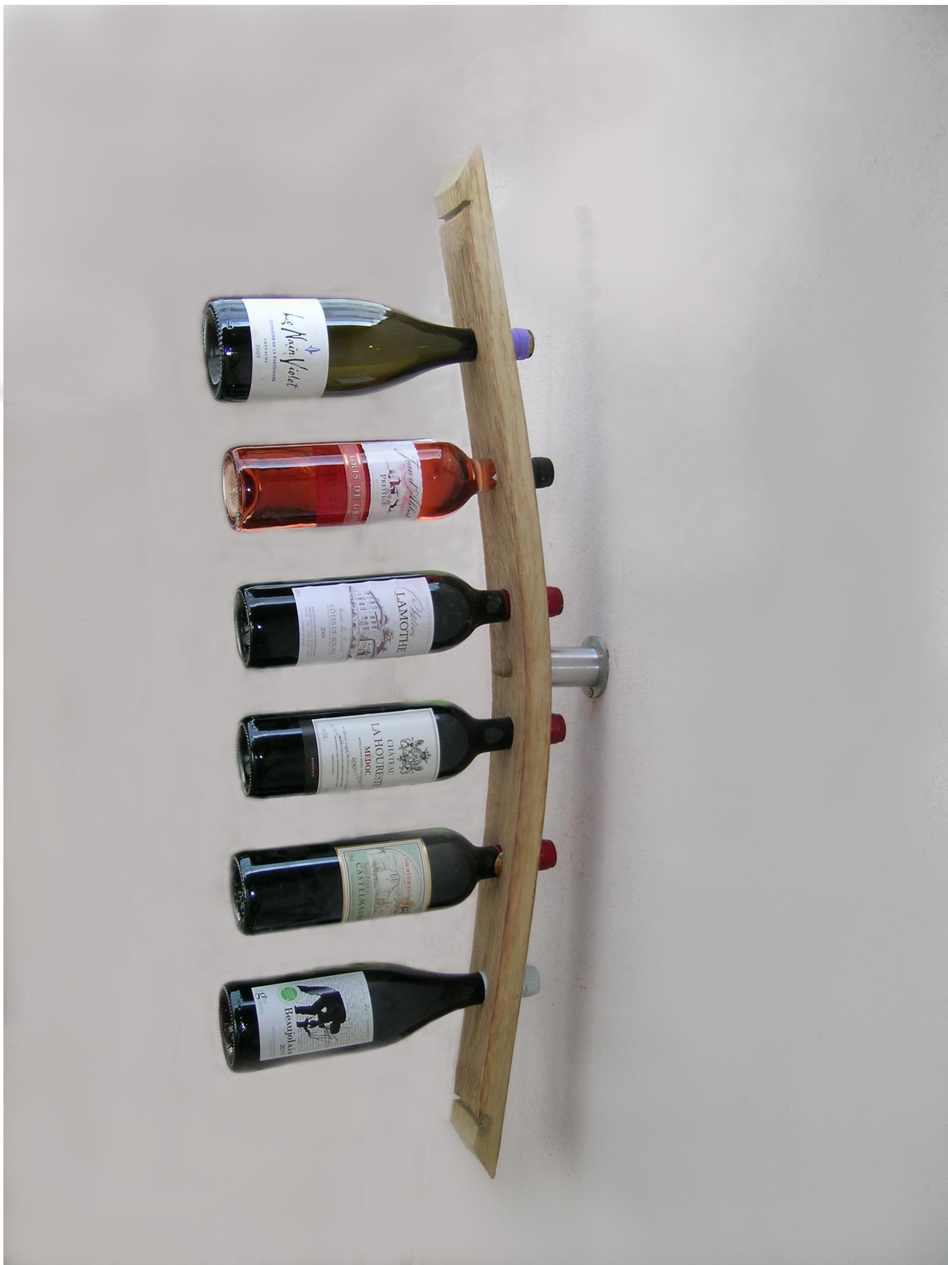 porte bouteille mural accessoires du vin range bouteille rangement cave vins d coration. Black Bedroom Furniture Sets. Home Design Ideas