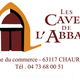 Les Caves de l'Abbaye