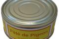 Pâté de pigeon à l'Espelette