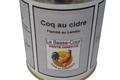 Coq au cidre, flambé au Lambig