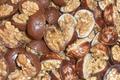 Noix de grenoble chocolat