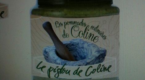 """""""le Pistou de Coline"""""""