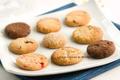 Boîte de 30 mini cookies sucrés
