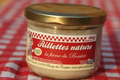 Rillettes nature