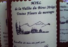 Miel de la vallée du Biros