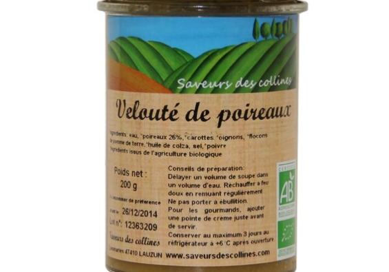 Velout de poireaux - Poireaux a repiquer vente ...
